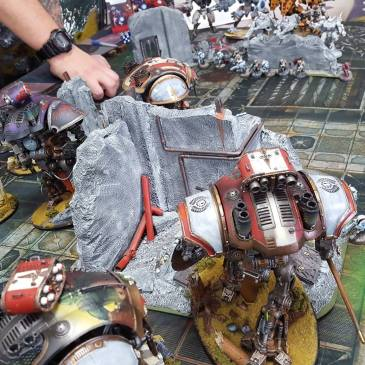After Action Report: Warp Breach!!!(40k RTT)
