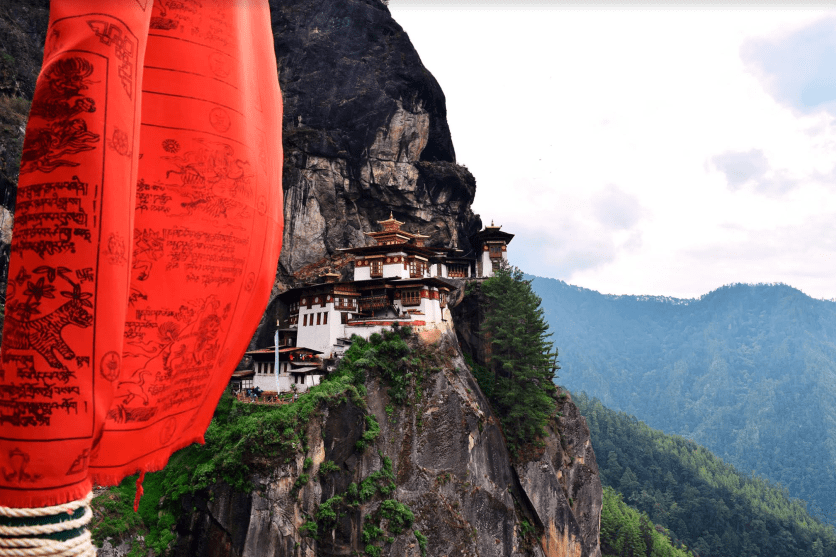 The Tiger's Nest Monastery, Chris Urban ©