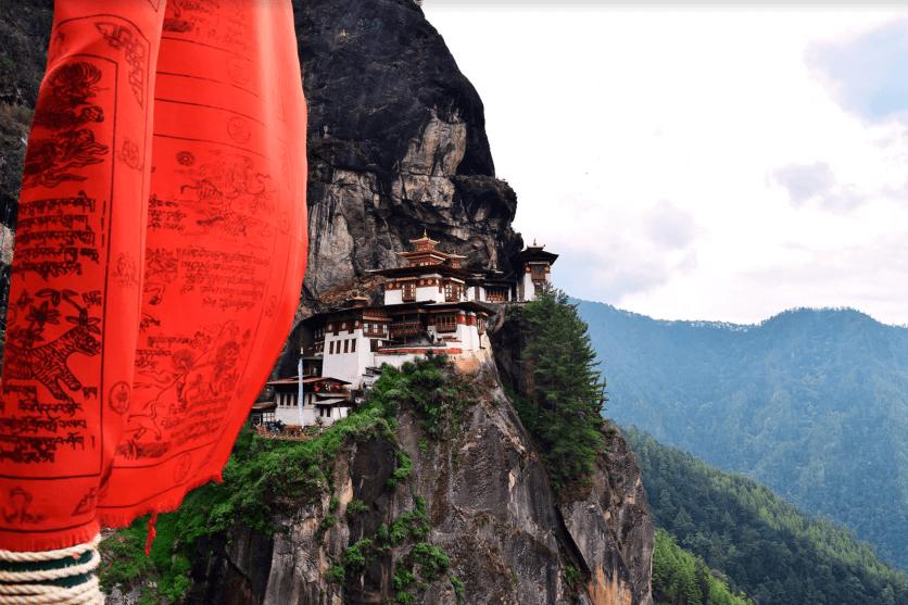 The Tiger's Nest Monastery, Chris Urban ©