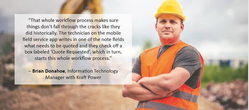 No More Equipment Downtime with Fieldpoint's Industrial Equipment Field Service Software