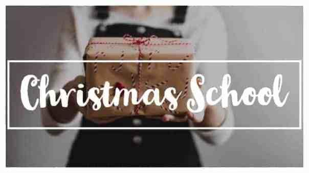 American Girl Christmas School Fun