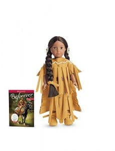 Kaya Mini Doll & Book (American Girl)