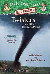 Twisters and Other Terrible Storms: A Nonfiction Companion to Magic Tree House 'Twister on Tuesday'