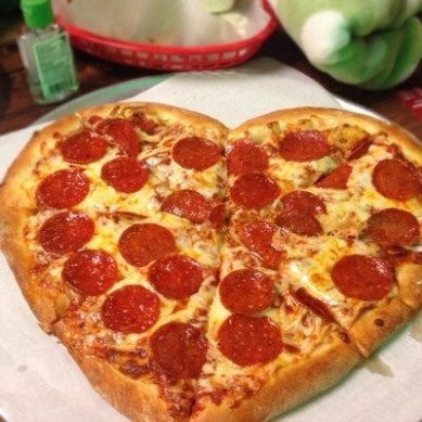 heart-pizza