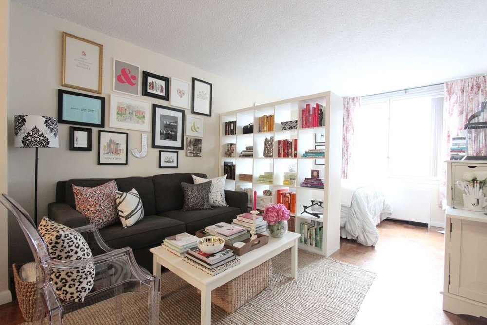 Client Spaces: Jackie's NYC Studio Apartment