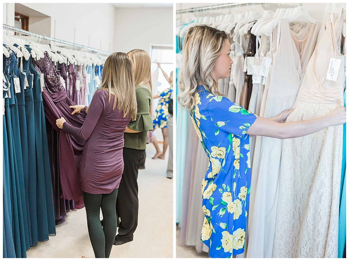 where to find a bridesmaids dress in dewitt iowa