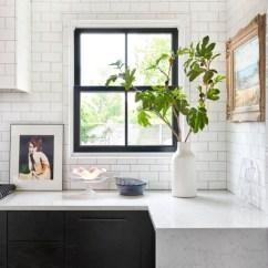 Kitchen Windows Home Depot Flooring Black Window Modern Fieldstone And Doors