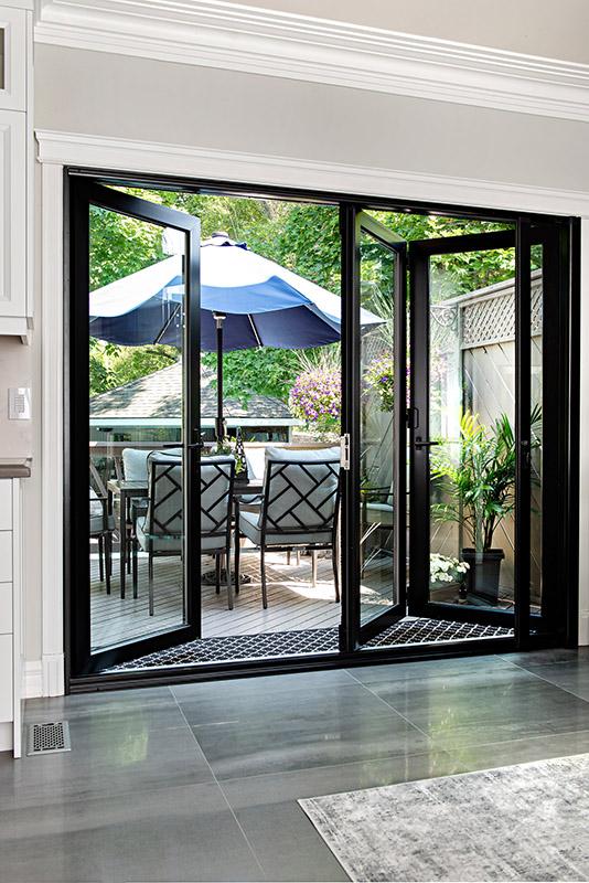 8 bi folding patio door pickering
