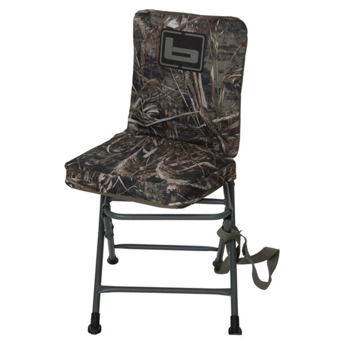 Blind Chair Banded Swivel Blind Chair Field Supply