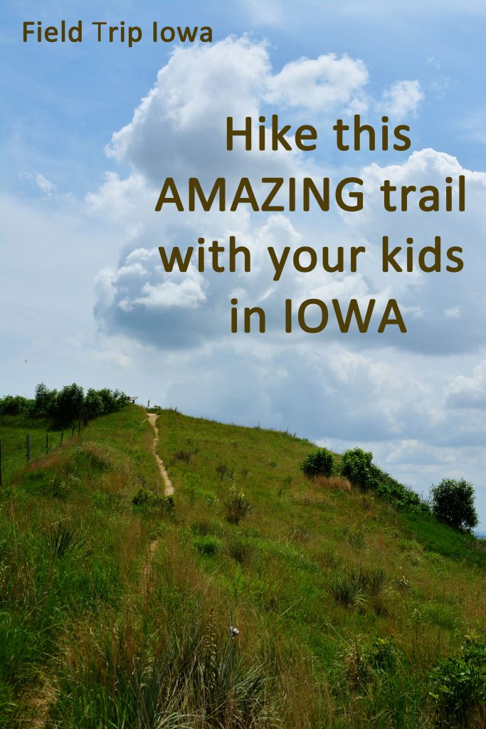 Loess Hills in Western Iowa