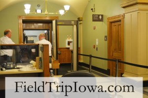 fieldtrip at the Iowa State Capitol