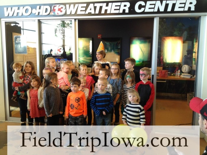 Science Center of Iowa membership saved us money WHO 13