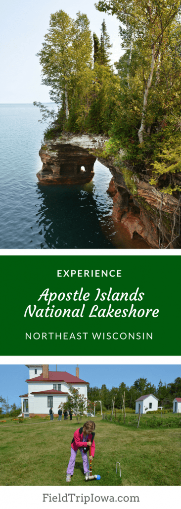 Apostle Island National Lake Shore