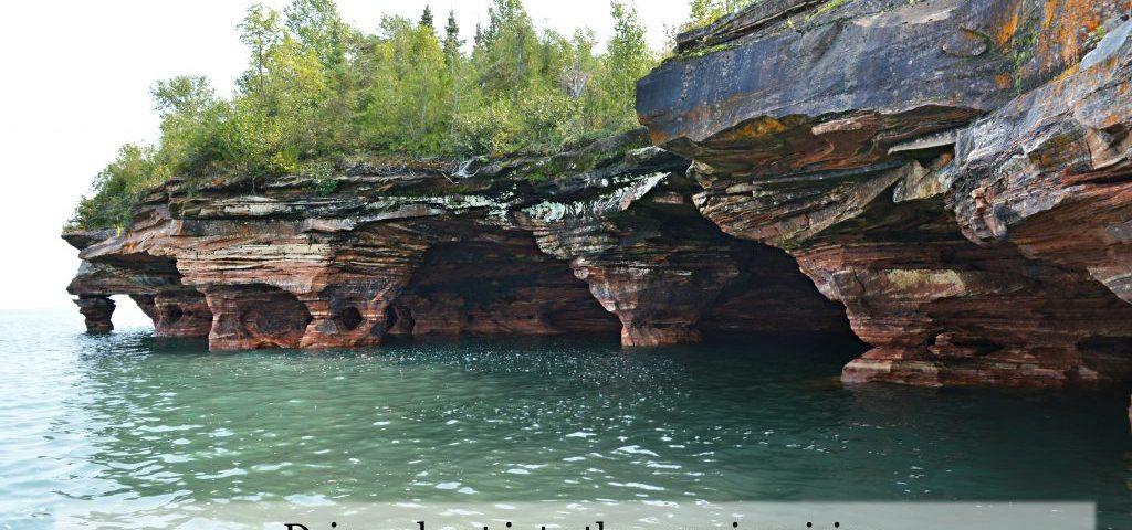 Apostle Islands National Lakeshore Devil's Island