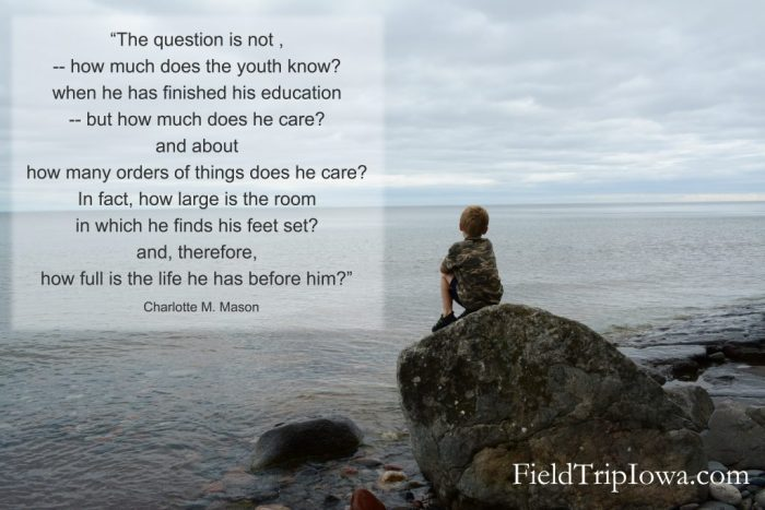 Lake-Superior-MN-Charlotte-Mason-quote