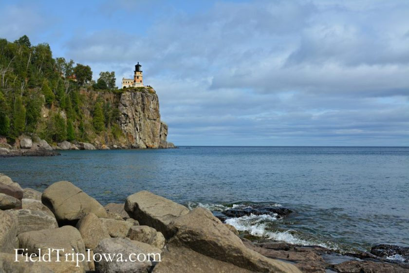 Split Rock Lighthouse State Park - Weekend Guide to the North Shore with Kids