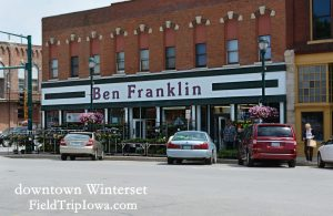 Winterset Town Square