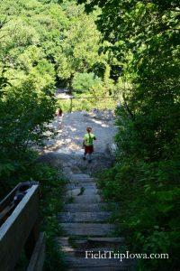 Ledges State Park Table Rock