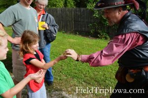 Family Guide to Renaissance Faire at Sleepy Hollow magic trick