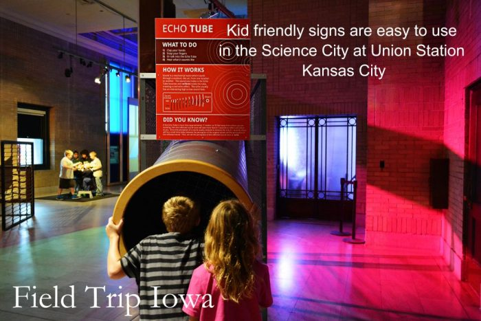 science-city-at-union-station-echo-tube-sign