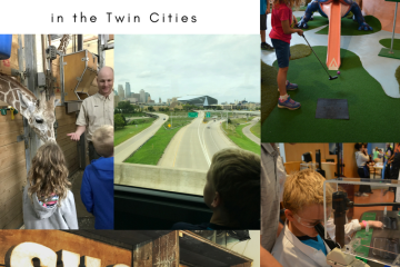 Family Fun Weekend in the Twin Cities MN