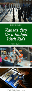Kansas City On a Budget With Kids