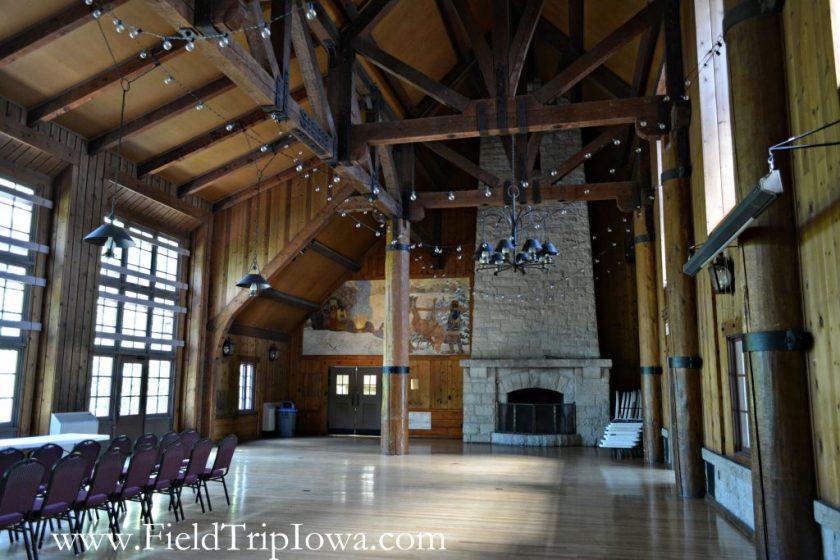 Great Hall at John Hauberg Indian Museum