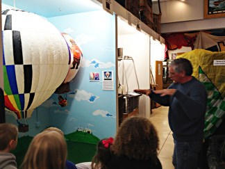 National Balloon Museum and Ballooning Hall of Fame Indianola