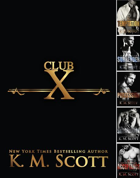 Club X Box Set Cover