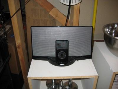 Bose iPod dock