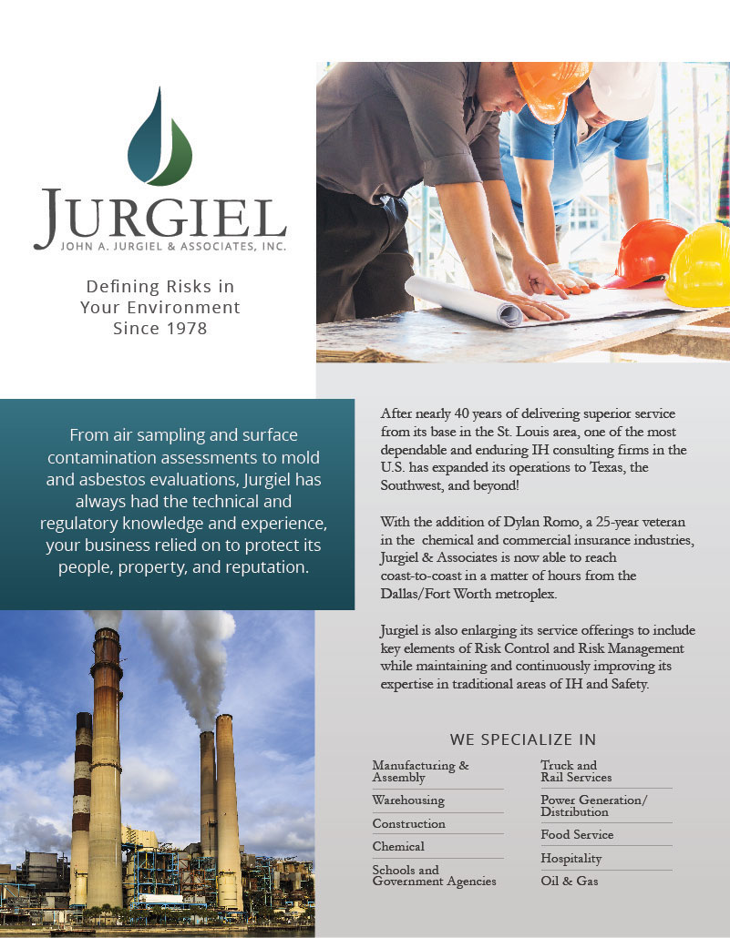 Jurgiel Texas Brochure