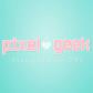 Pixel Geek logo 512x512