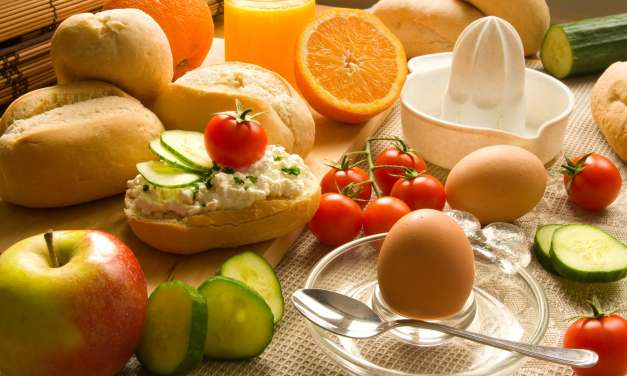 Healthy Start: Breakfast on the Go