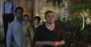Mo'Nique co-stars with actor-producer Isaiah Washington in Blackbird. She and her husband are also executive producers. (Hicks Media)