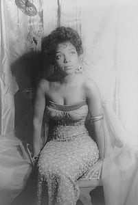 Ruby Dee made her mark on stage, on TV and in films. (Photo Credit: Carl Van Vechten/