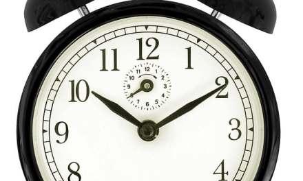 Fierce Fridays: As Daylight Time Ends, Fall Back Gracefully