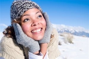 WINTER BLUES? Exercise and eating a healthy diet gives you more energy to help avoid mood swings and weight gain. (Photo: Getty Images)