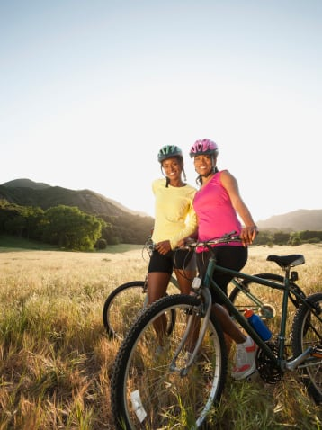 Soulful Cycling to Build a Better Body