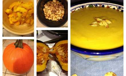 Celebrate World Vegan Month With Savory Pumpkin Soup