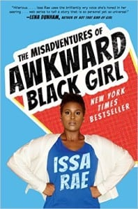 Issa Rae book cover