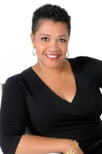 Leilani M. Brown, author of From Campus to Cubicle: 25 Tips for Your First Professional Year.