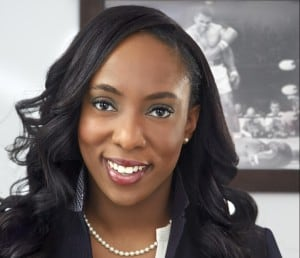 Jessica O. Matthews broke through the resistance to fund tech start-ups owned by black women to raise $7 million in 2016.