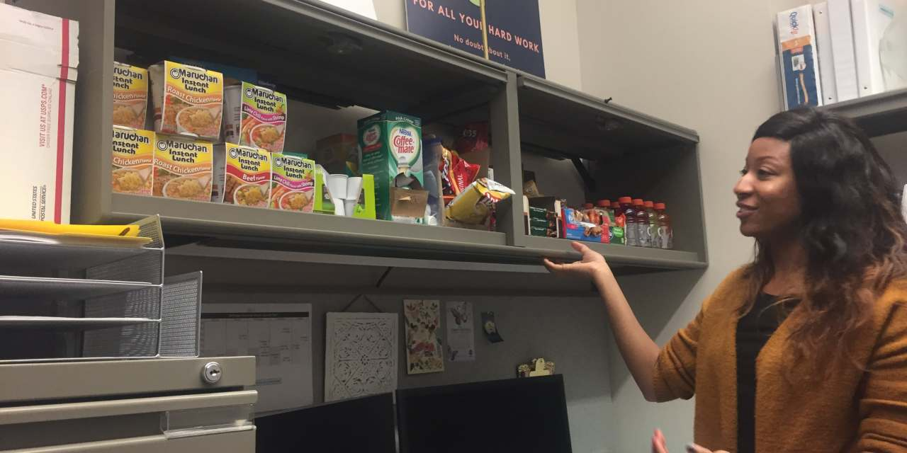 For Many College Students, Hunger Can 'Make It Hard to Focus in Class'