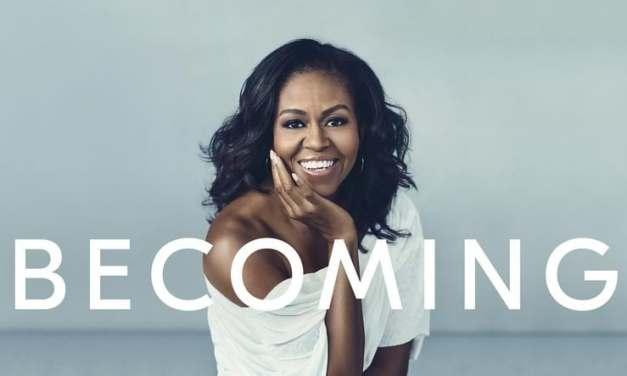 "Sweet Talk — Discuss Michelle Obama's Memoir ""Becoming"" Over Dessert"