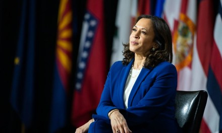 Kamala Harris: 'A  Win to See a Black Woman on a National Stage'