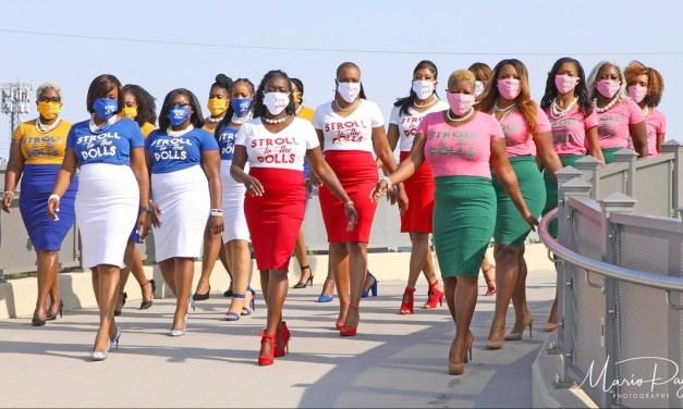 Greeks Stroll to the Polls for Kamala Harris