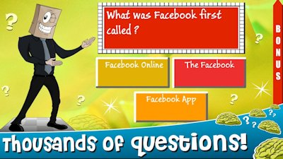 Quiz Game question