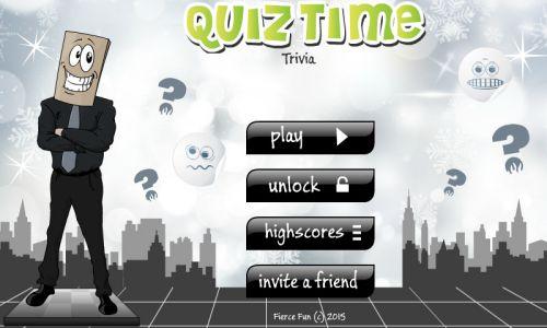 Quiz Time Trivia