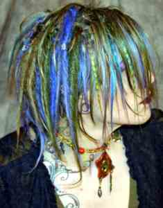 Synthetic Dreadlocks Synth Dreads Hair Extensions