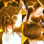 baby dread locks